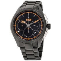 Rado HyperChrome Chronograph Ceramic 45mm Black United States of America, New Jersey, Somerset