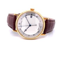 Breguet Classique Yellow gold 38mm Silver Roman numerals United States of America, California, Beverly Hills