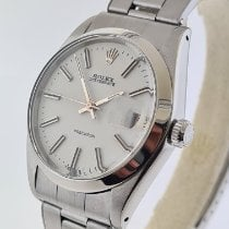 Rolex Oyster Precision Acero 34mm Blanco Sin cifras Argentina, buenos aires