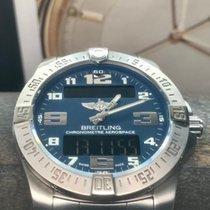 Breitling Aerospace EVO Titanium 43mm Blue United States of America, Florida, Pompano Beach