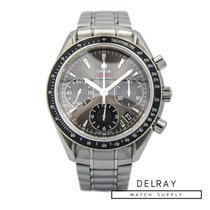 Omega Speedmaster Date Steel 40mm Grey United States of America, Florida, Hallandale Beach