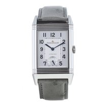 Jaeger-LeCoultre Grande Reverso Night & Day Stahl Weiß