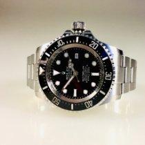 Rolex Sea-Dweller Deepsea Stahl 44mm Schwarz Keine Ziffern Deutschland, Dorsten