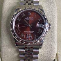 Rolex Lady-Datejust Steel 31mm Silver No numerals United Kingdom, Pontyclun