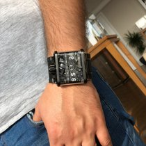 Devon Tread 1 Acero 50mm Negro Arábigos
