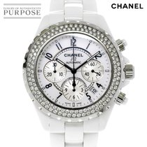 Chanel 40mm Automatic H1008 pre-owned