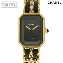 Chanel Gold/Steel 20mm Quartz H0001 pre-owned