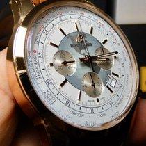 Breitling Transocean Chronograph Unitime nouveau Remontage automatique Chronographe Montre avec coffret d'origine et papiers d'origine RB0510U0