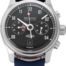 Bremont Steel 43mm Automatic BJ-II/BK pre-owned