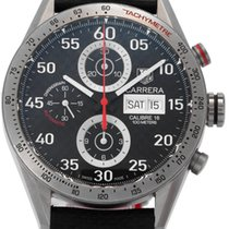 TAG Heuer Carrera Calibre 16 Titanio 43mm