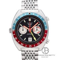 Heuer Steel 41mm Automatic 11630 pre-owned