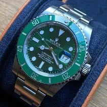 Rolex Submariner Date 116610LV Very good Steel 40mm Automatic United Kingdom, Brackley
