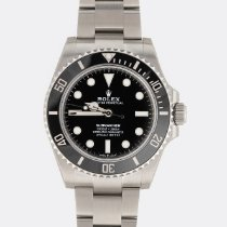 Rolex Submariner (No Date) Steel 41mm United Kingdom, London