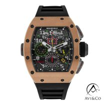 Richard Mille RM 011 RM11-02 Very good Titanium 50mm Automatic