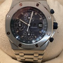 Audemars Piguet Royal Oak Offshore Chronograph Steel 42mm Blue No numerals United States of America, Florida, Belleair