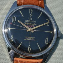 Atlantic 37.5mm Manual winding pre-owned