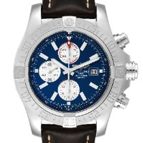 Breitling Super Avenger II Steel 48mm Blue United States of America, Georgia, Atlanta