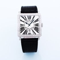 Franck Muller White gold 42.5mm Automatic 6000 H SC DT pre-owned