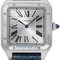 Cartier wssa0022 Steel 2021 Santos Dumont 31.4mm new United States of America, New York, Airmont