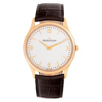 Jaeger-LeCoultre Master Ultra Thin 38 Rose gold 38mm Arabic numerals United States of America, Florida, Surfside