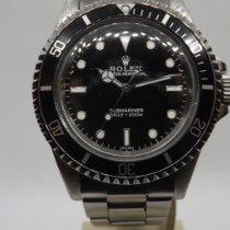 Rolex Submariner (No Date) 5513 Sehr gut Stahl 40mm Automatik