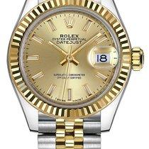 Rolex 279173-CHPSJ Steel Lady-Datejust 28mm new