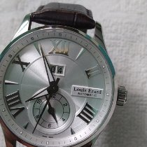 Louis Erard 1931 216 Very good Steel 40mm Automatic India, delhi