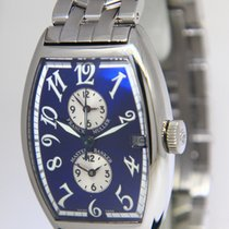 Franck Muller Steel 32mm Automatic 5850 MB pre-owned