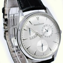 Jaeger-LeCoultre Master Ultra Thin Réserve de Marche Steel 39mm Silver United States of America, Florida, Boca Raton