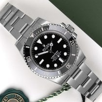 Rolex Submariner (No Date) Stål 40mm Svart