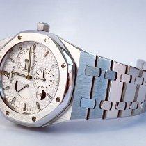Audemars Piguet Royal Oak Dual Time Stahl 39mm Silber Keine Ziffern Deutschland, Aurich