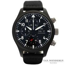 IWC Pilot Chronograph Top Gun nieuw 2020 Automatisch Chronograaf Horloge met originele doos en originele papieren IW389101