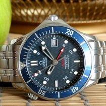 Omega Seamaster Diver 300 M 2535.80 Foarte bună Otel 41mm Atomat