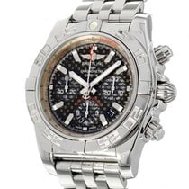 Breitling Chronomat 44 AB011012 Very good Steel 44mm Automatic