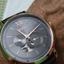 Hugo Boss Very good Rose gold 44mm Automatic India, delhi