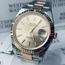 Rolex Datejust II Acero 41mm Sin cifras