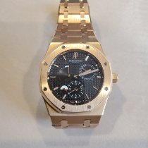 Audemars Piguet Royal Oak Dual Time 26120or.oo.d002cr.01 Very good Rose gold 39mm Automatic Thailand, Bangkok