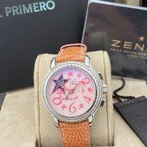 Zenith El Primero Chronomaster Lady Acero Rosa