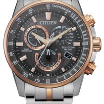 Citizen Promaster Sky Steel 43mm Grey No numerals United States of America, New York, Bellmore