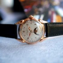 Vacheron Constantin Or rose 33mm Remontage manuel 4461 occasion