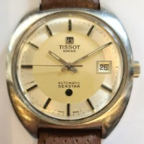 Tissot Steel 37mm Automatic pre-owned