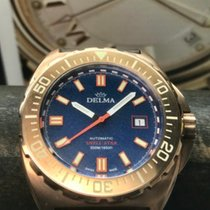 Delma Bronze 44mm Automatic pre-owned United States of America, Florida, Pompano Beach