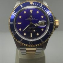 Rolex 16613 Or/Acier 1991 Submariner Date 40mm occasion France, Paris