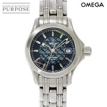 Omega Acier 27mm Quartz 2580 80 occasion