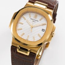 Patek Philippe 5711J-001 Yellow gold Nautilus 40mm pre-owned
