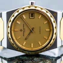 Vacheron Constantin 44018 - 222 Jumbo Gold/Steel 1981 37mm pre-owned