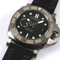 Panerai Luminor Submersible neu 2020 Automatik Uhr mit Original-Box und Original-Papieren PAM00984