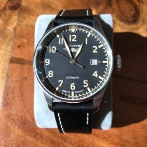 Junkers new Automatic Display back 40mm Mineral Glass