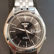 Seiko 5 new Automatic Watch with original box and original papers SNKL23K1
