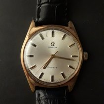 Omega Genève Gold/Steel 35mm Silver No numerals United Kingdom, Oxford